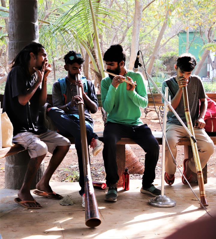 open-mic-bharat-van-marol-art-village
