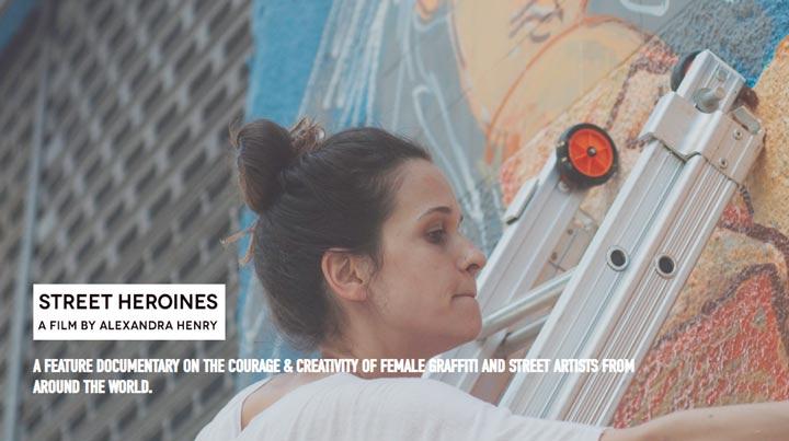 streetheroines---alexandra-henry---ladies-first-street-art-festival
