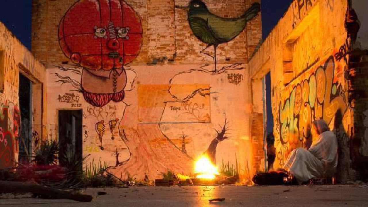 Graffiti By Amaro along with Jefferson Cunha